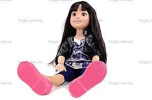Кукла Jinni, с расческой, 63061, детский