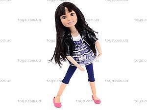 Кукла Jinni, с расческой, 63061, доставка