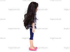 Кукла Jinni, с расческой, 63061, набор