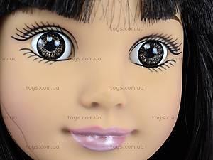 Кукла Jinni, с расческой, 63061, купити