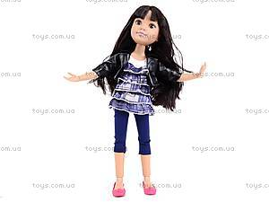 Кукла Jinni, с расческой, 63061, игрушка