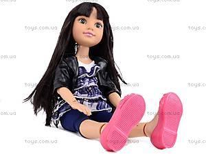 Кукла Jinni, с расческой, 63061, купить игрушку
