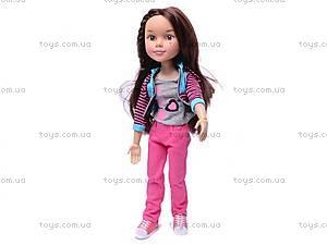 Кукла Jinni, с расческой, 63061, купить