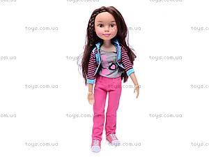 Кукла Jinni, с расческой, 63061, отзывы