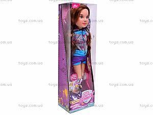 Кукла Jinni, с расческой, 63061, цена