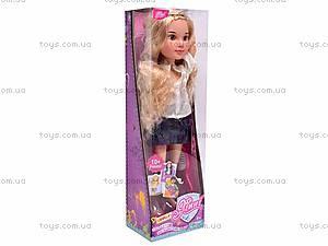 Кукла Jinni, с расческой, 63061, магазин игрушек