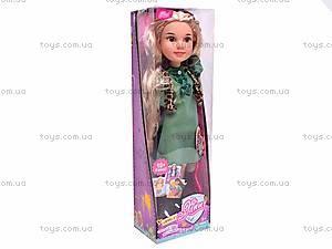 Кукла Jinni, с расческой, 63061, toys.com.ua