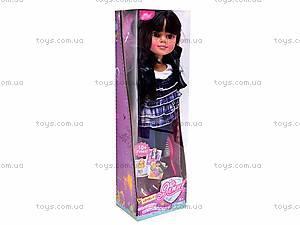 Кукла Jinni, с расческой, 63061, toys