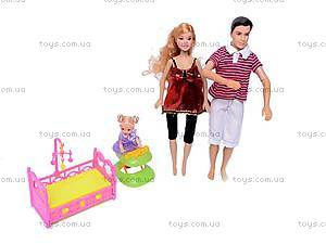 Кукла Jinni, с семьей, 83229