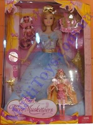 Кукла Jinni, с украшениями, 83188