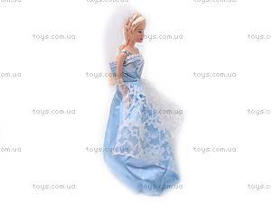 Кукла «Jinni» в бальном платье с фатой, 83045, фото