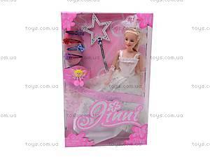 Кукла «Jinni» в бальном платье с фатой, 83045, отзывы