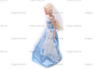 Кукла «Jinni» в бальном платье с фатой, 83045, цена