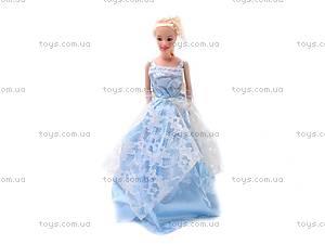 Кукла «Jinni» в бальном платье с фатой, 83045
