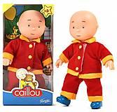 Кукла «Каю» в красном костюме, 400-CA-015_чер, отзывы