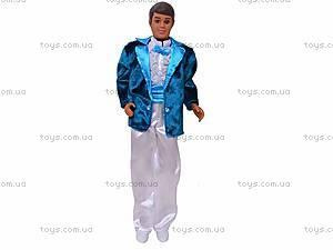 Кукла-кен «Майк шикарный», 2614