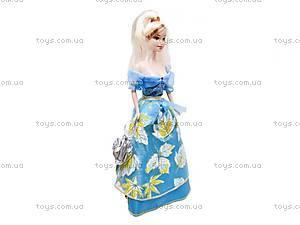 Кукла Koler с аксессуарами, PV20688C