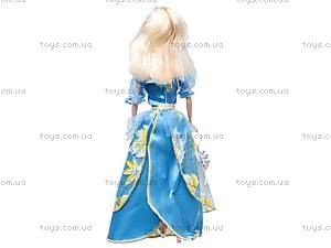 Кукла Koler с аксессуарами, PV20688C, фото
