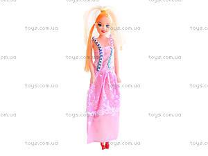 Детская игровая кукла, MZ426-1, купить