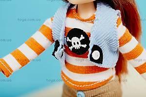 Кукла Lottie «Королева Пиратов», LT030, игрушки