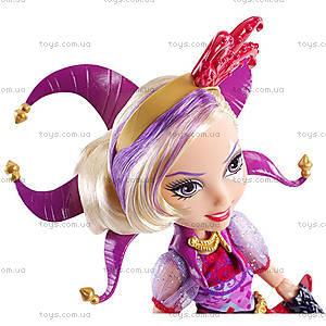 Кукла Кортли Джестер из м/ф «Приключения в Стране Чудес», DHD78, отзывы
