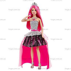 Детская кукла Кортни из м/ф «Барби: Рок-принцесса», CMR99, отзывы