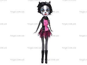 Кукла-кошка типа «Monster High», KQ004-A, купить