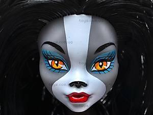 Кукла-кошка типа «Monster High», KQ004-A, отзывы