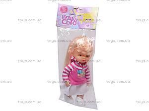 Кукла «Крошка Сью», 8807, игрушки