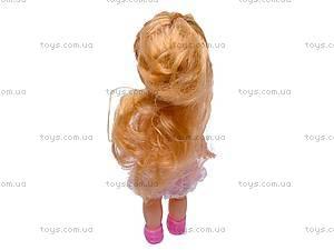 Кукла «Крошка Сью», в платье, 5066, фото