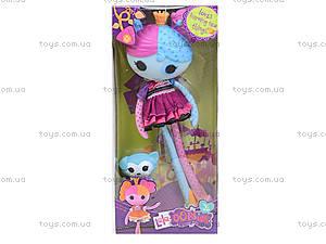 Кукла Lala loopsy с питомцем, ZT9917, цена