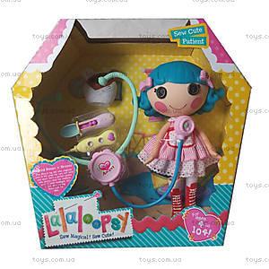 Кукла Lala loopsy с докторским набором, ZT9906