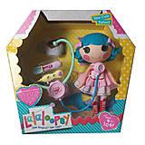 Кукла Lala loopsy с докторским набором, ZT9906, фото