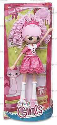 Кукла Lalaloopsy Girls «Принцесса Блестинка», 536291, фото