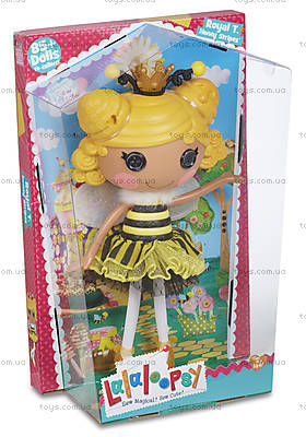 Кукла LALALOOPSY «Пчелка», 533658, отзывы
