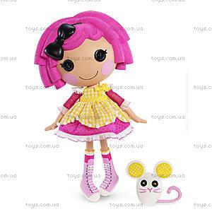 Кукла Lalaloopsy Печенюшка-Сладкоежка серии «Мультяшки», 526278