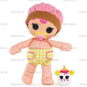 Кукла Lalaloopsy Печенюшка-Сладкоежка серии «Бейбиз», 527411
