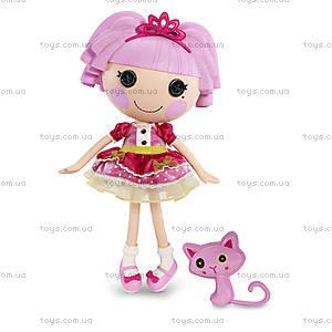 Кукла Lalaloopsy серии «Мультяшки» Принцесса Блестинка, 526285