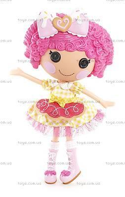 Кукла Lalaloopsy «Печенюшка-сладкоежка» серии Lalabration, 536222, купить