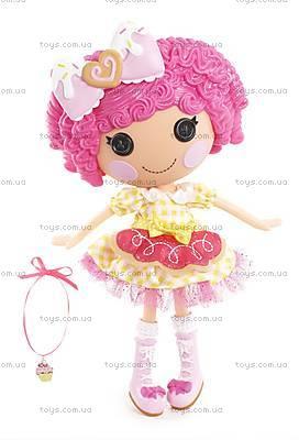 Кукла Lalaloopsy «Печенюшка-сладкоежка» серии Lalabration, 536222, отзывы