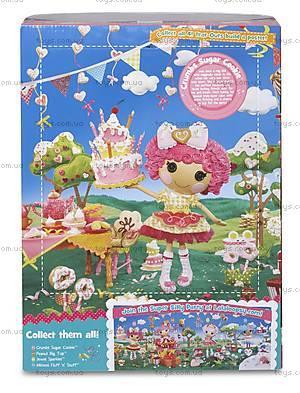 Кукла Lalaloopsy «Печенюшка-сладкоежка» серии Lalabration, 536222, цена