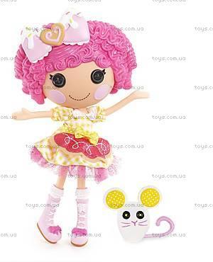 Кукла Lalaloopsy «Печенюшка-сладкоежка» серии Lalabration, 536222