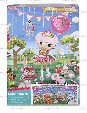 Кукла Lalaloopsy «Принцесса Блестинка» серии Lalabration, 536215, отзывы