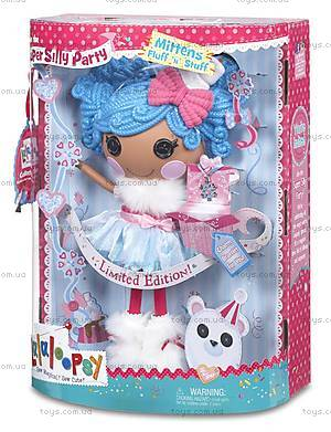 Кукла Lalaloopsy «Снежинка» серии Lalabration, 536239, отзывы