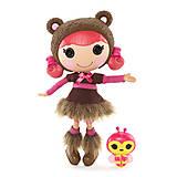 Кукла Lalaloopsy «Сладкоежка Тедди», 521785, детский