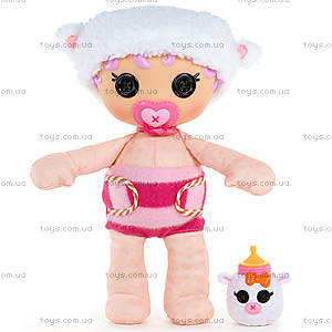 Кукла Lalaloopsy Соня-Пёрышко серии «Бейбиз», 527428
