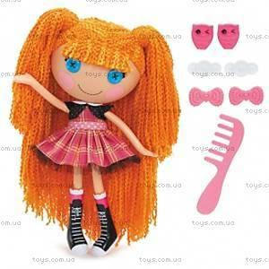 Кукла Lalaloopsy Умница Отличница серии «Кудряшки-симпатяшки», 531500