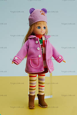 Кукла Лотти «Осенние листья», LT002, детские игрушки