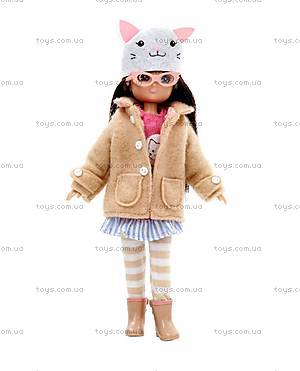 Кукла Lottie «Защитница животных», LT027