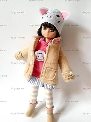Кукла Lottie «Защитница животных», LT027, игрушки